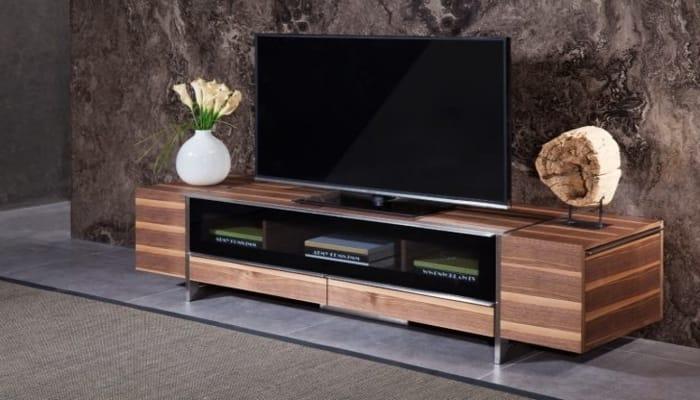 تصویر از راهنمای خرید میز تلویزیون LCD یا LED
