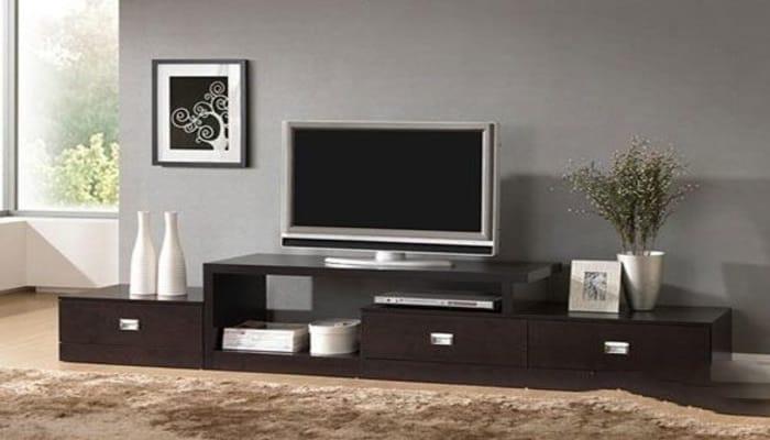 تصویر از میز تلویزیون