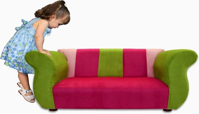 تصویر از مبل کودک یا کاناپه کودک
