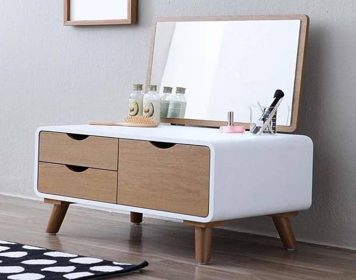 تصویر از میز آرایش و راهنمای خرید میز توالت