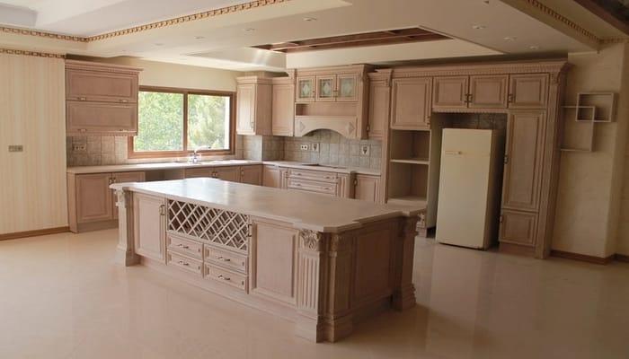 تصویر از جزیره آشپزخانه چیست ؟