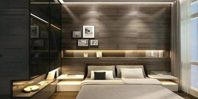 اتاق خواب به سبک طراحی مدرن