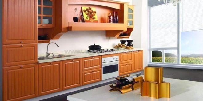 کابینت آشپزخانه ام دی اف