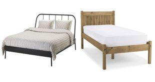 تخت خواب فلزی بهتر است یا چوبی ؟